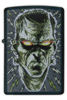 Zippo 218 BS Bolted Man Black Matte Lighter (24448)