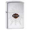 Zippo Harley Flames lighter (model 24504)