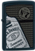Jack Daniels Black Matte 24537 JD Bottle Lighter