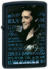 Zippo Elvis Matte lighter (model 24546)