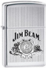 Jim Beam high polish chrome lighter (model 24551)