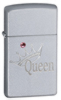 Zippo Queen slim Z24572 Swarovski Crystal Lighter