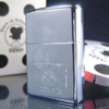 Zippo Hollywood Star High Polish Chrome 250HW104