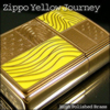 Zippo Yellow Journey lighter (model 433)