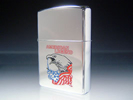 High Polished Chrome American Legend Zippo #579