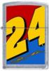 Big #24 Zippo #M1009