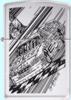 Dale Jr Car Quick Sketch #M1063