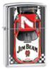Jim Beam Finish Line Zippo #M1133