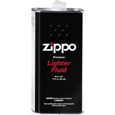 Zippo 12pk 12 Lighter Fluid Oz. Ormd lighters 30122