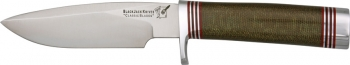 Blackjack Classic Model 125 Green knives BCB125GM