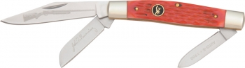 Browning Red Bone Stockman knives BR183