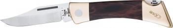 Case XX Changer Brass Bolsters Rosewood Sheath CA174
