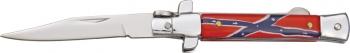 China Made Confederate Pride Stilletto knives CN210969CF