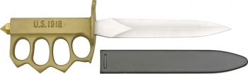 CO032 1918 WWI Trench Knife CO032