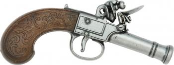 Denix Replicas Gentlemans Pocket Flintlock 237G