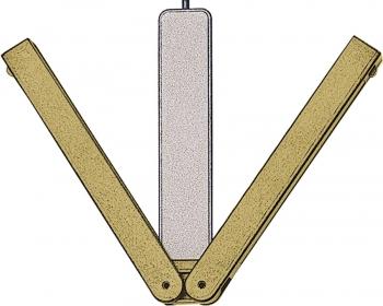 Eze-Lap Eze-fold Diamond Sharpener sharpeners EZL520