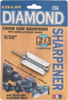 Eze-Lap Diamond Chain Saw Sharpener sharpeners EZLCSG532