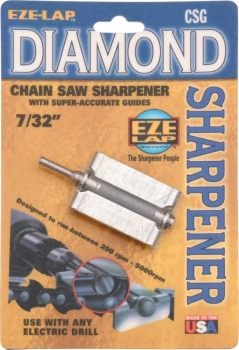 Eze-Lap Diamond Chain Saw Sharpener sharpeners EZLCSG732