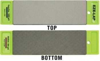 Eze-Lap Duo-grit Sharpening Stone sharpeners EZLDD6SFM