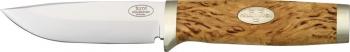 Fallkniven SK3 Juni 3G Laminate Steel Curly Birch Handle FN59