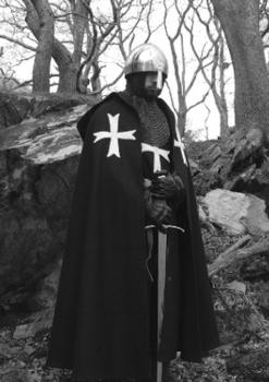 Get Dressed For Battle Hospitalier Cloak GB135