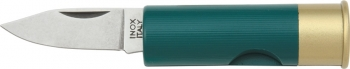 Hallmark Shotgun Shell Knife Green knives HM0181G
