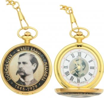 Infinity Wyatt Earp Pocket Watch watches IW46