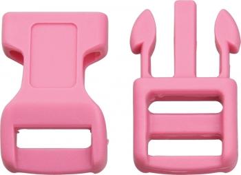 Knotty Boys Buckle - Pink BRK-KYCPP