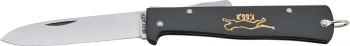 OTTER-Messer Mercator Black Cat Carbon knives L154