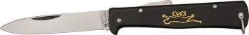OTTER-Messer Mercator Black Cat Stainless knives L154S