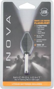 Inova Microlight White flashlights LML4002
