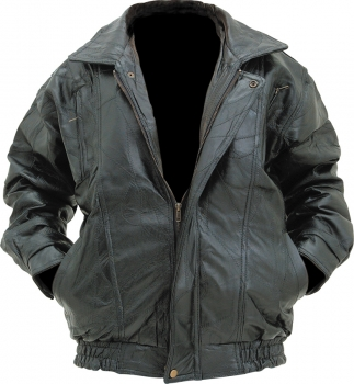 Cheap Misc Leather Jacket. Knives MI08502