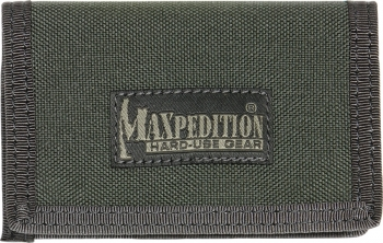 Maxpedition Micro Wallet Foliage Green gear bags MX218F