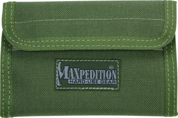Maxpedition Spartan Wallet Od Green gear bags MX229G