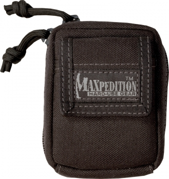 Maxpedition Barnacle Pouch Black gear bags MX2301B