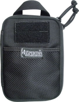 Maxpedition Edc Pocket Organizer Black gear bags MX246B