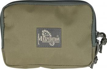 Maxpedition Hook & Loop Zipper Pocket gear bags MX3525KF