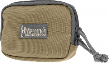 Maxpedition Hook & Loop Zipper Pocket gear bags MX3526KF