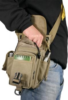 Maxpedition Thermite Versipack Khaki gear bags MX401K