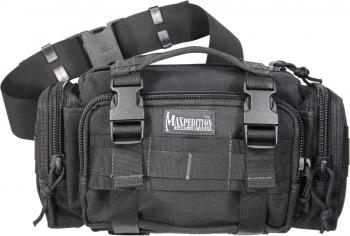 Maxpedition Proteus Versipack Black gear bags MX402B