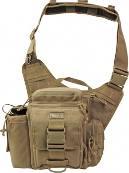 Maxpedition Jumbo Versipack Khaki gear bags 0412K