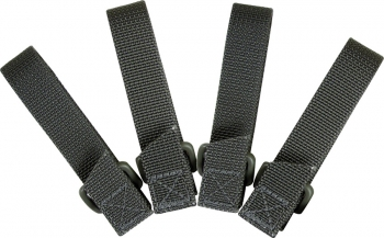 Maxpedition Foliage Green TacTie Straps 4-Pack MX9903F