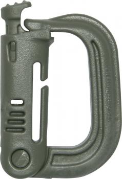 Maxpedition Grimloc Locking D-ring 4pk gear bags MXGRMLG