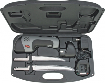 Rapala Deluxe Cordless Elec Fillet knives NK09306