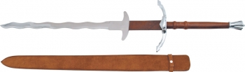 Pakistan Flamberge Sword knives PA1097