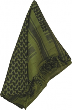 Camcon Shemagh Olive/black outdoor gear 61030