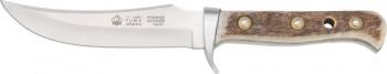 Puma Skinner Stag horn Knife 116393