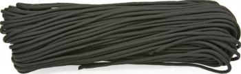 Marbles Parachute Cord Black 100 Ft knives RG101H