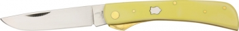 Rough Ryder Work Knife Yellow Synthetic knives RR817