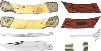 Rough Ryder Custom Shop Large Lockback Kit knives RRCS1